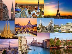 Capitali Europee e non solo!