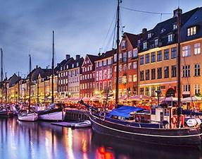 Tour Copenhagen e Fiordi Norvegesi