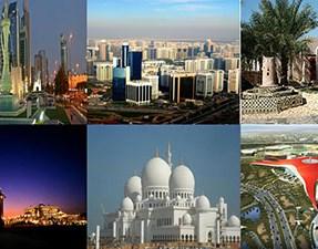 Tour Dubai e Abu Dhabi