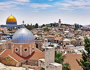 Tour Israele