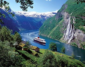 Tour della Norvegia