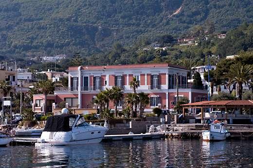 Ischia Prenotazioni Hotel Villa Svizzera