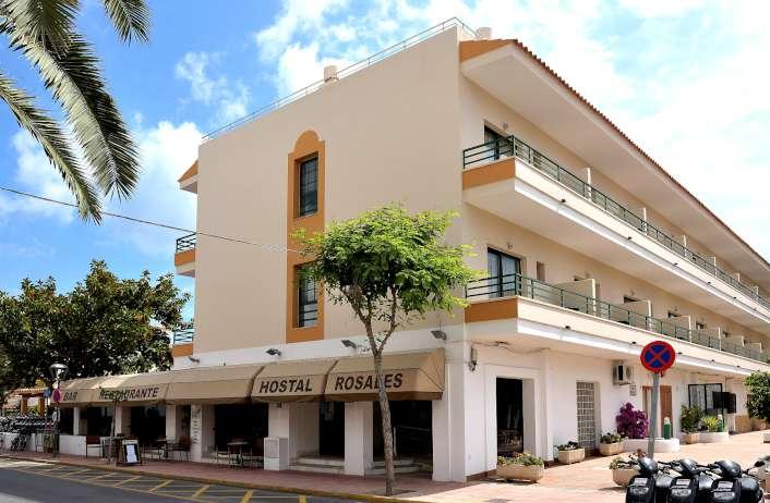 HOSTAL ROSALES   Formentera