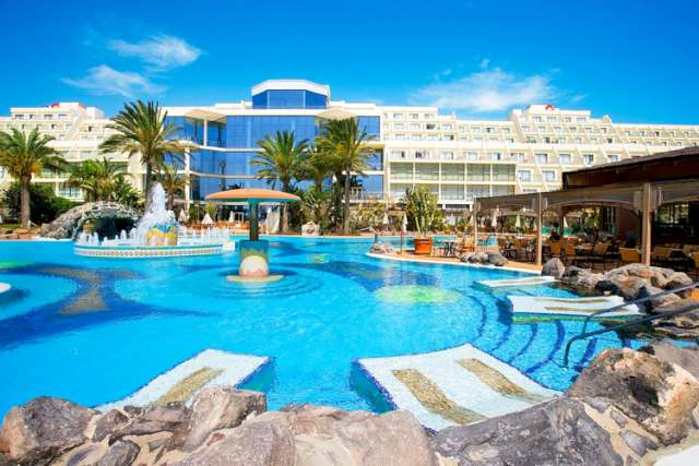 Hotel Sbh Costa Calma Palace Canarie Fuerteventura Yalla