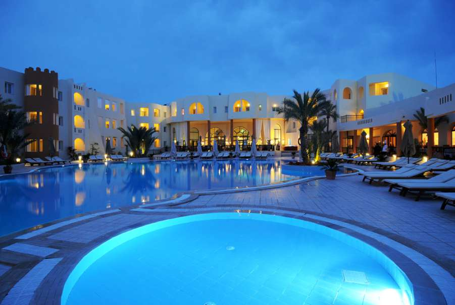 HOTEL GREEN PALM DJERBA
