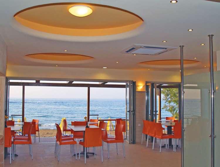 HOTEL ZEPHYROS BEACH | Creta