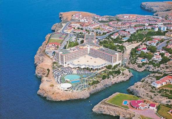 PARADISE FRIENDS CLUB HOTEL ALMIRANTE FARRAGUT   Minorca