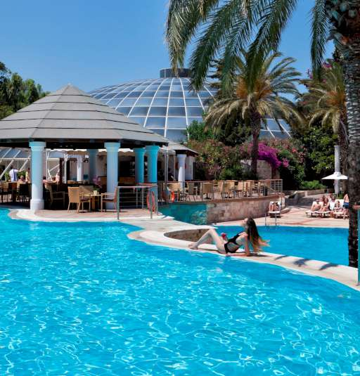 PARADISE FRIENDS RODOS PALACE 5*, PARADISE FRIENDS RODOS PALACE | Rodi
