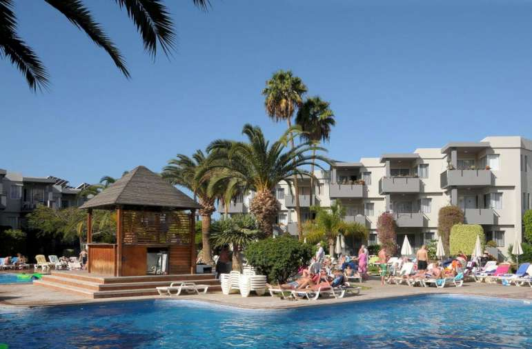 Aeroporto Tenerife Sud : Aparthotel hg tenerife sur studio canarie tenerife yalla yalla