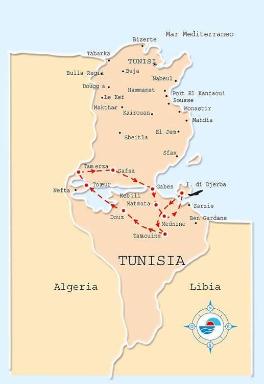 TOUR DELLE OASI DA DJERBA 4/5*, HOTEL VINCCI DJERBA RESORT 4* | Tour della Tunisia