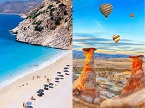 Tour della Turchia + Soggiorno Mare Antalya
