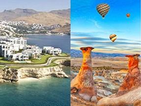 Tour della Turchia + Soggiorno Mare Bodrum