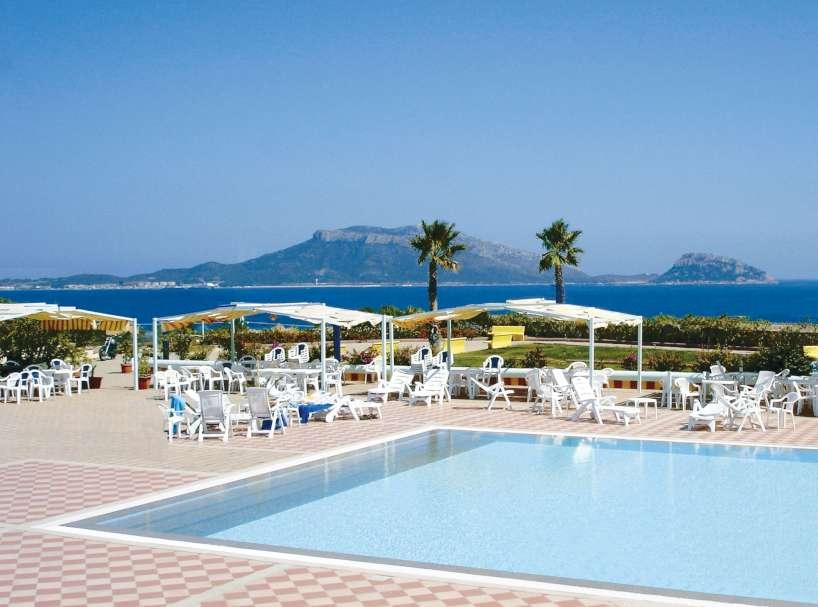 BAIA ARANZOS CLUB HOTEL | Golfo Aranci