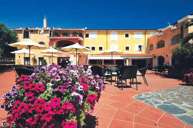 EUROVILLAGE CLUB HOTEL | Budoni