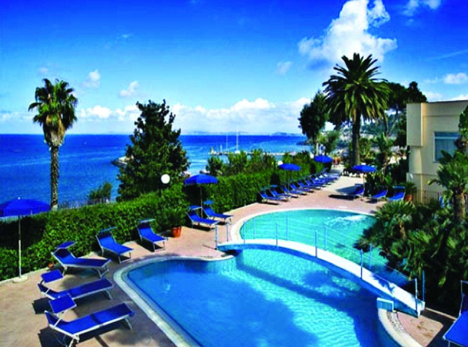 CRISTALLO PALACE HOTEL TERME | Ischia