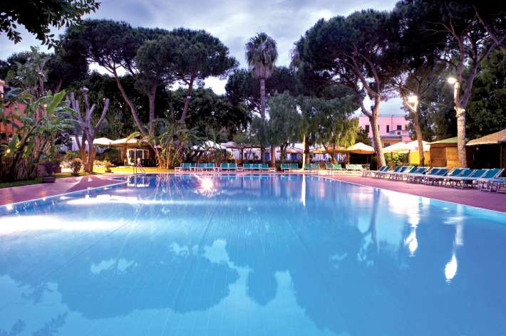 GRAND HOTEL DELLE TERME RE FERDINANDO | Ischia