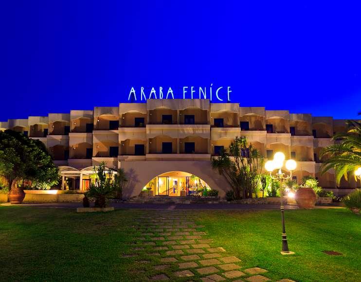 ARABA FENICE NICOLAUS VILLAGE HOTEL | Torre dell'Orso