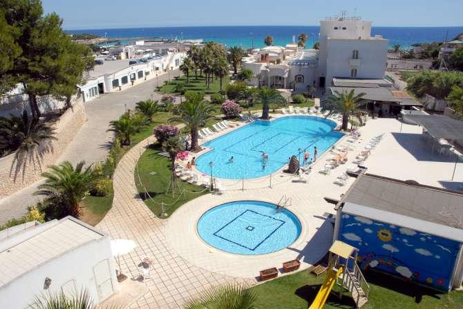 GABBIANO NICOLAUS  CLUB HOTEL | Marina di Pulsano