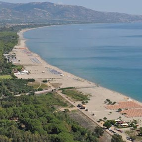 Calabria . . . . . . . . . . . [Marina di Sibari]