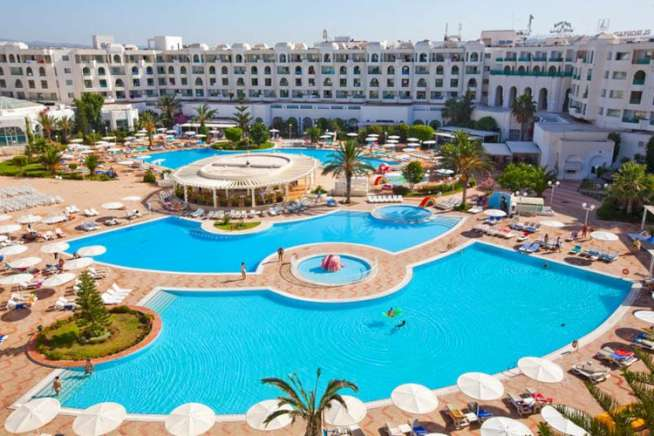 EL MOURADI EL MENZAH | Costa Tunisina