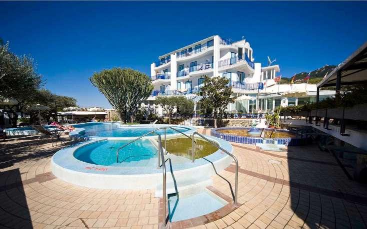 IL GATTOPARDO TERME & BEAUTY FARM HOTEL | Ischia