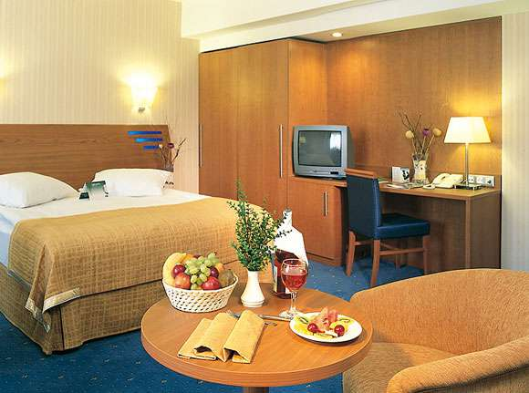 HOLIDAY INN CITY HOTEL o similare   Istanbul