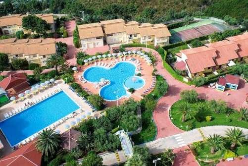 LA PACE CLUB VILLAGGIO HOTEL   Tropea