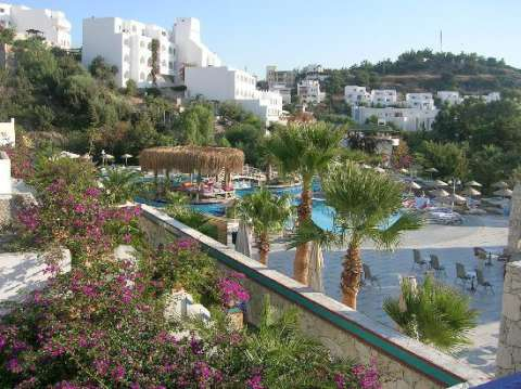SALMAKIS BEACH RESORT & SPA  | Bodrum