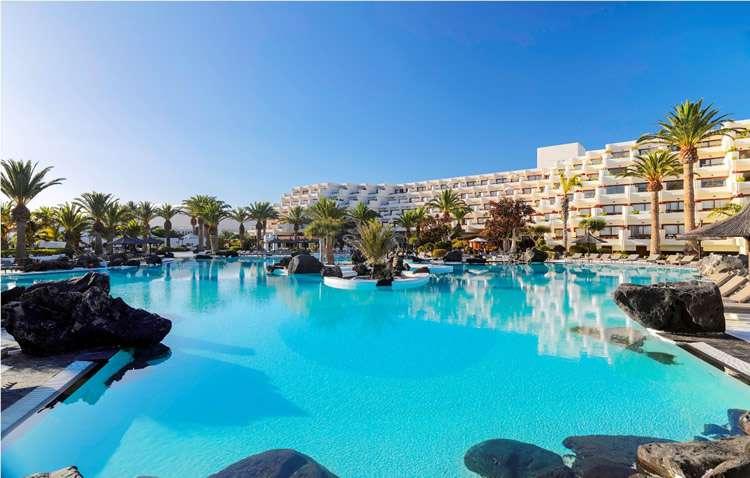 HOTEL MELIA SALINAS   Lanzarote
