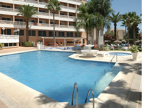HOTEL PARASOL GARDEN | Costa del Sol