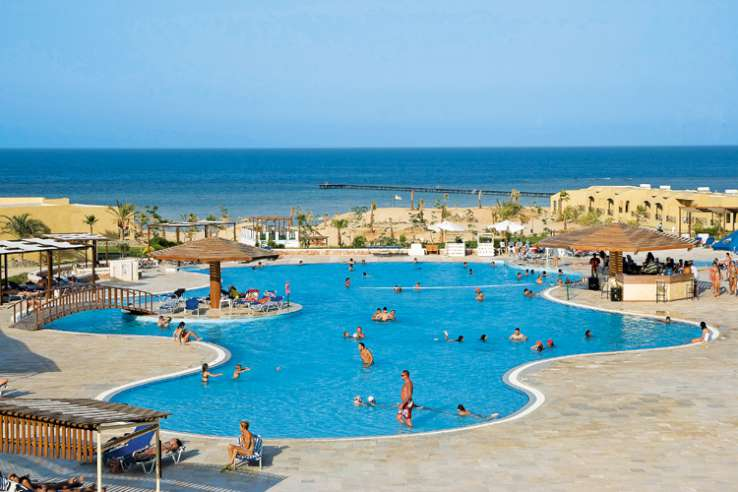 HOTEL THREE CORNERS FAYROUZ PLAZA | Marsa Alam