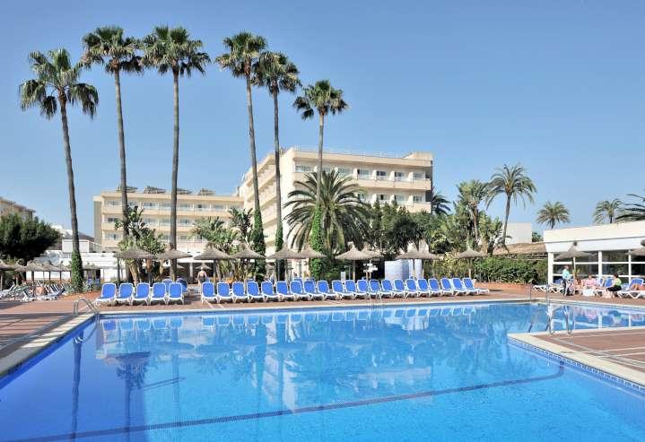 HOTEL PARADISE FRIENDS PIONERO/SANTA PONSA PARK   Maiorca