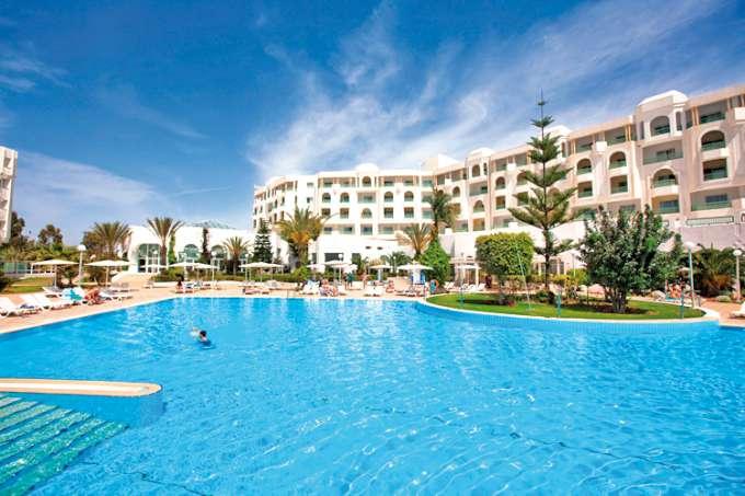 HOTEL EL MOURADI HAMMAMET 5* | Hammamet