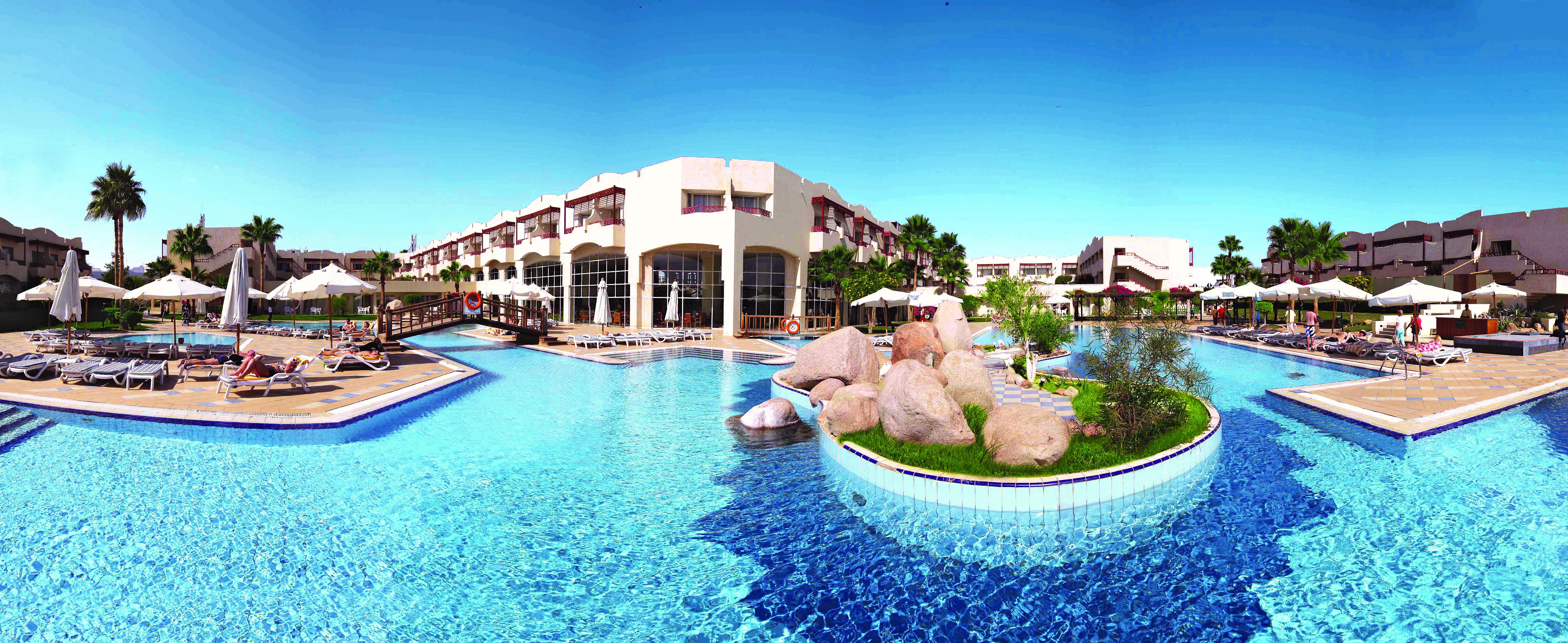 SHARM EL SHEIKH MARRIOTT RED SEA RESORT BEACH SIDE | Sharm el Sheikh